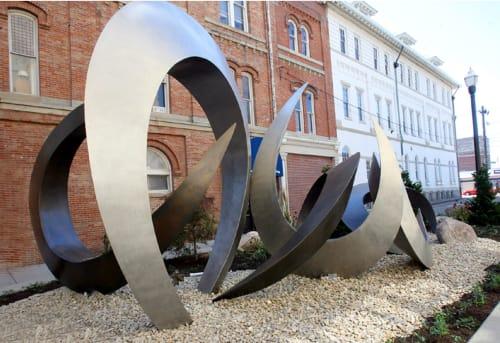 Eric David Laxman - Sculptures and Art