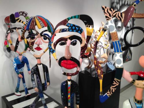 Dorit Levinstein - Sculptures and Art