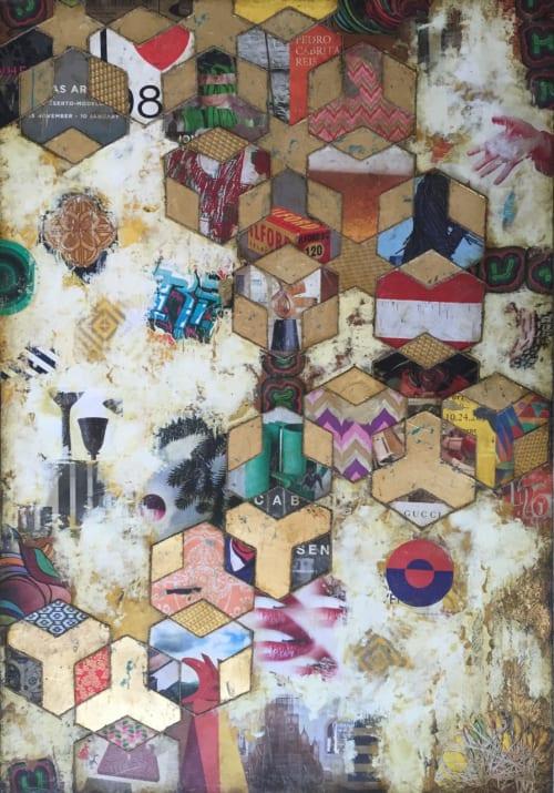 Art & Wall Decor by Jill Ricci seen at Boston Consulting Group, Summit - Publics Fancy