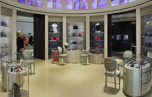 Interior Design by G4 Group at Dior, Casablanca - Architectural Design