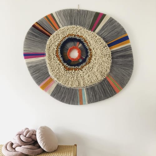 Art & Wall Decor by Tammy Kanat seen at Private Residence, Melbourne - SPINNING