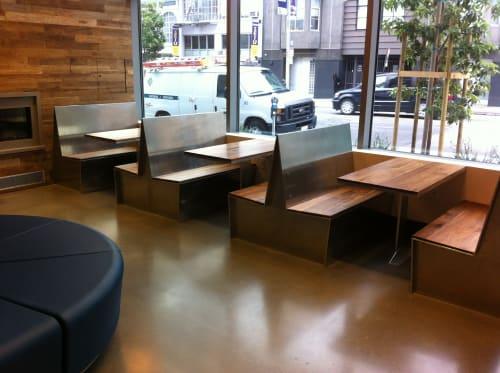Furniture by Ken Kalman seen at The Panoramic, San Francisco - Furniture