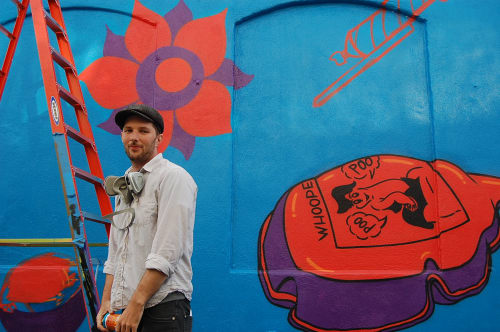 The Art of Chase - Murals and Art