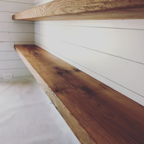 Furniture by Timber Artisans LLC seen at Private Residence, Charleston - Custom Woodwork