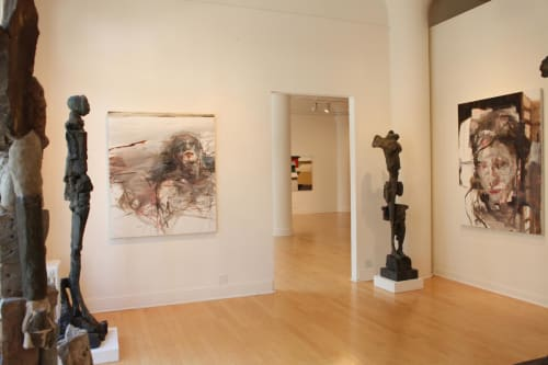 Dolby Chadwick Gallery, SF, Art Galleries, Interior Design