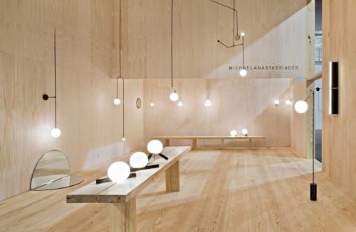 Michael Anastassiades - Lighting and Lamps