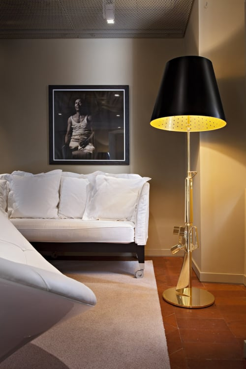 Lighting by Philippe Starck seen at SLS Hotel, a Luxury Collection Hotel, Beverly Hills, Los Angeles - Floor Lamp