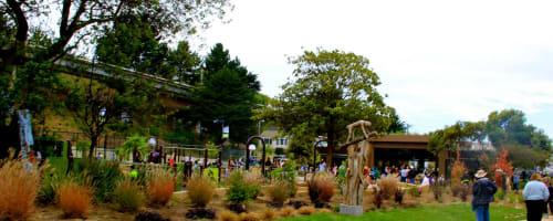 Cayuga Playground, Public Service Centers, Interior Design