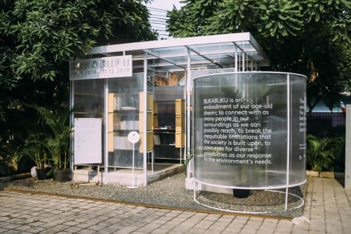 Interior Design by Bitte Design Studio seen at Jakarta, Jakarta - Open Book Installation