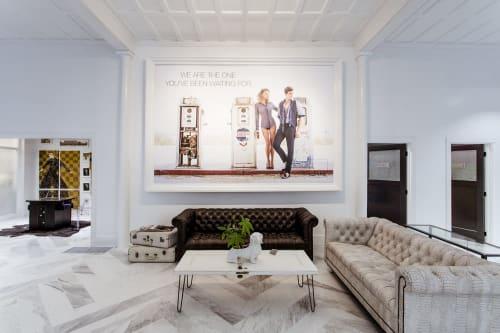 JAKE, Stores, Interior Design
