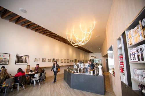 Ritual Roasters, Cafès, Interior Design