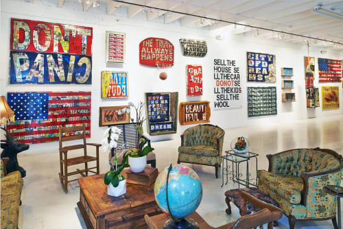 Peter Tunney - Sculptures and Art