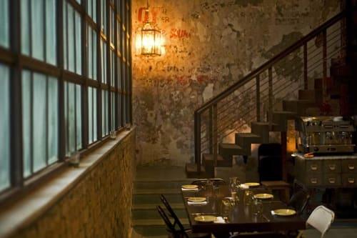 Interior Design by Tejal Mathur seen at Pali Village Café, Mumbai - Interior Design
