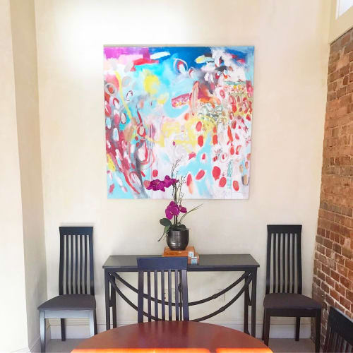 Paintings by Marquin Designs seen at Campbell Teague, Greenville - Campbell Teague Painting