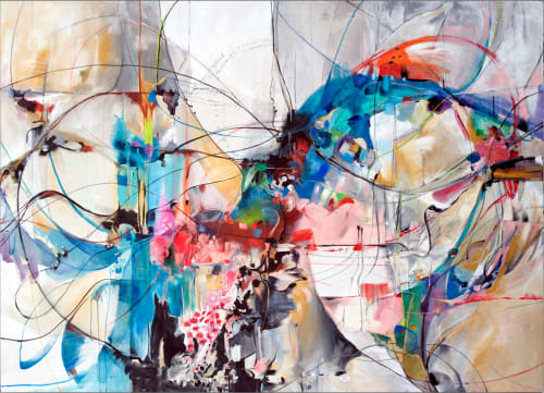 Vicky Barranguet - Paintings and Art