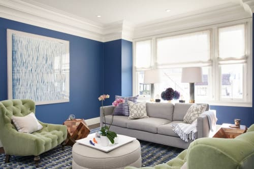 Interior Design by Kari McIntosh Design seen at Private Residence, San Francisco - Interior Design
