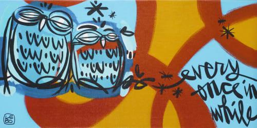David LeBatard (Lebo) - Street Murals and Public Art