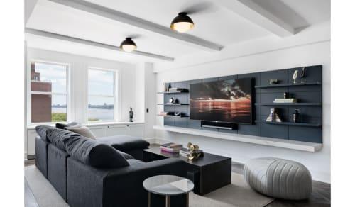 Interior Design by StudioLAB seen at Hudson River Park, New York - Interior Design