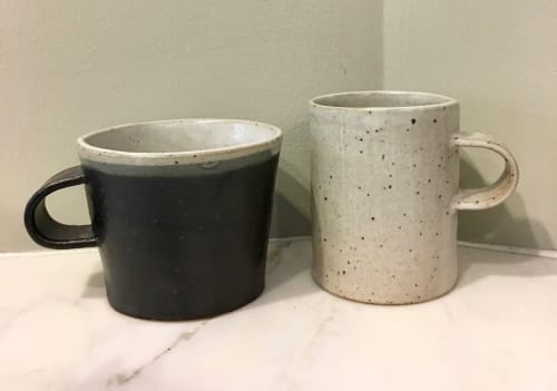 Tableware by Len Carella seen at Wildcraft Espresso Bar, San Francisco - Latte Mug