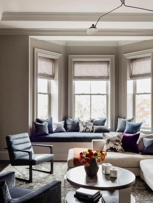 Interior Design by Elms Interior Design seen at Beacon Street Residence, Boston - Interior Design