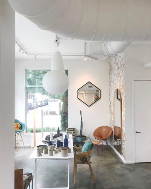 Furniture by Alex Drew & No One seen at Nashville, Nashville - HEX Mirror