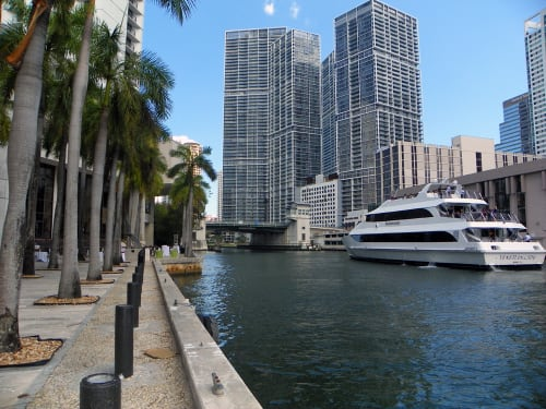 Miami River Waterfront