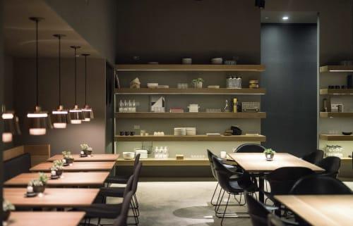 Cosme, Restaurants, Interior Design