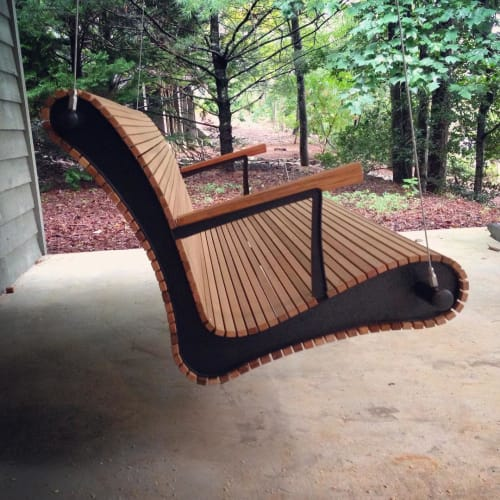Furniture by Richard Haining at Private Residence - Porch Swing