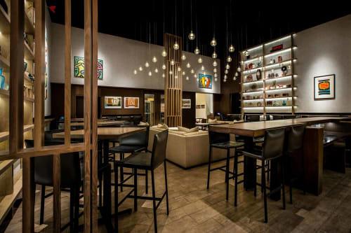Aldo Sohm Wine Bar, Restaurants, Interior Design