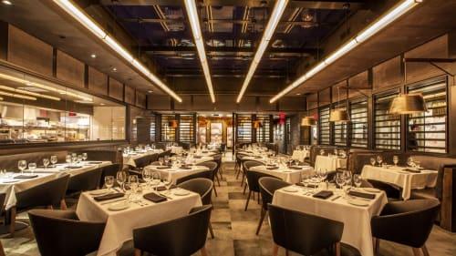 Ocean Prime Beverly Hills, Night Clubs, Interior Design