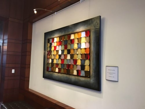 Paintings by Armando Pedroso seen at South Carolina - Moments of Me