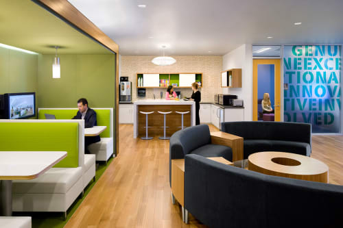 Adobe Systems, Offices, Interior Design