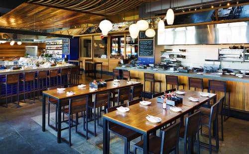 Hog Island Oyster Co, Restaurants, Interior Design