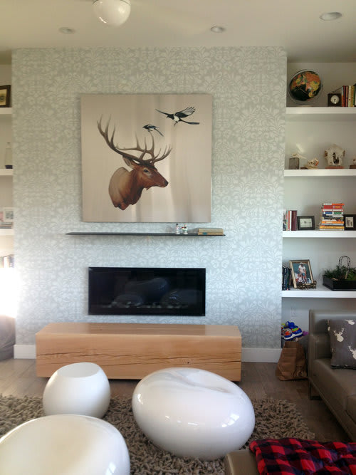 Paintings by MAI WYN FINE ART at Private Residence, Denver - Anima