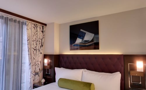 Photography by Thomas Allen seen at Archer Hotel New York, New York - Bearings