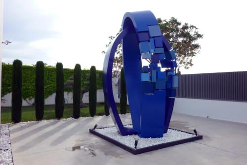 Aristides Demetrios - Sculptures and Art