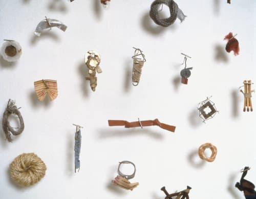 Donald Lipski - Sculptures and Art