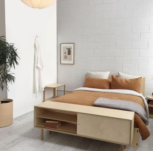 Linens & Bedding by Seljak Brand seen at Private Residence, Melbourne - Blanket