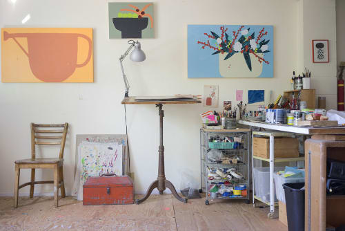 Paintings and Art & Wall Decor by Tucker Nichols