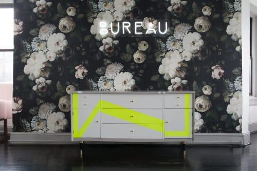 BUREAU, Event Venues, Interior Design