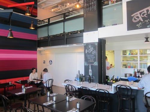 Badmaash, Bars, Interior Design