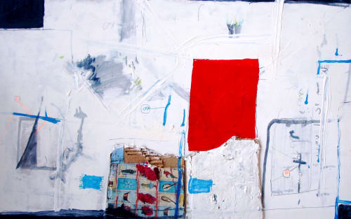 Gustavo Ramos Rivera - Paintings and Art