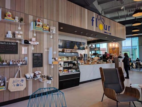 Flour Bakery + Cafe, Bakeries, Interior Design