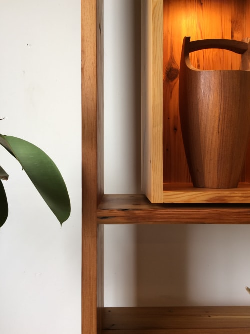 Furniture by Leo Barrios seen at Private Residence, San Antonio - Shelf