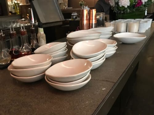 Tableware by Julie Hadley seen at Blue Hill, New York - Bowls