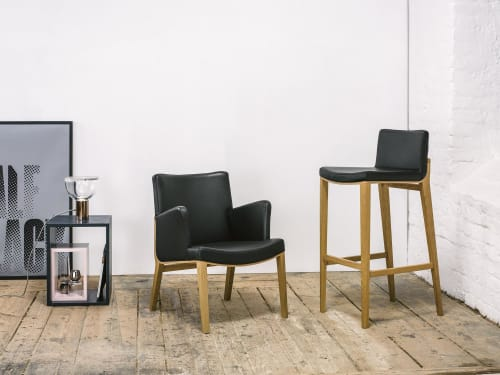 Kai Stania - Chairs and Benches & Ottomans