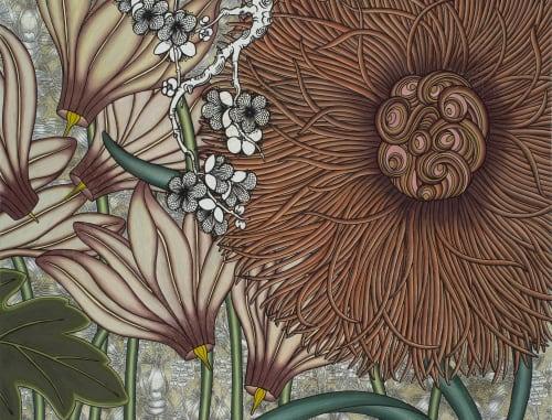 Nancy Blum - Wall Treatments and Art