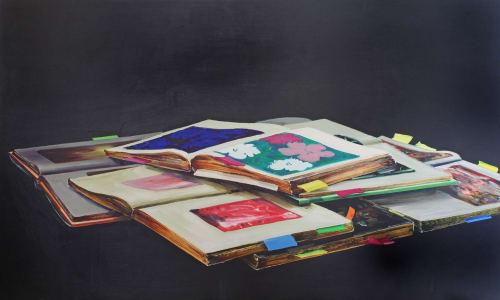 Cornelius Völker - Paintings and Art