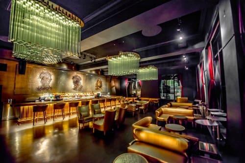 POV, Restaurants, Interior Design