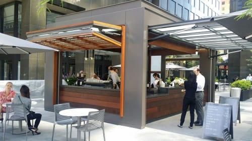 Nice Coffee, Cafès, Interior Design